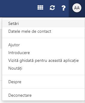 Cum pot să creez reguli de mesaje în Poşta ionos?